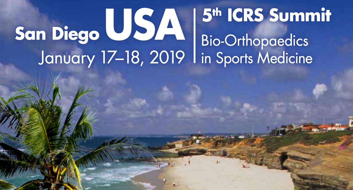 5ta Cumbre ICRS San Diego