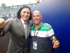 Dr. Federico Torrengo y Guillermo Vilas