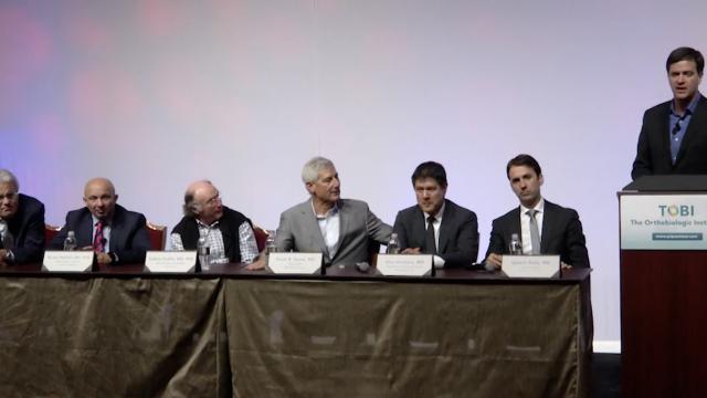 Videos de la conferencia y mesa debate del Dr. Ignacio Dallo en TOBI 2017