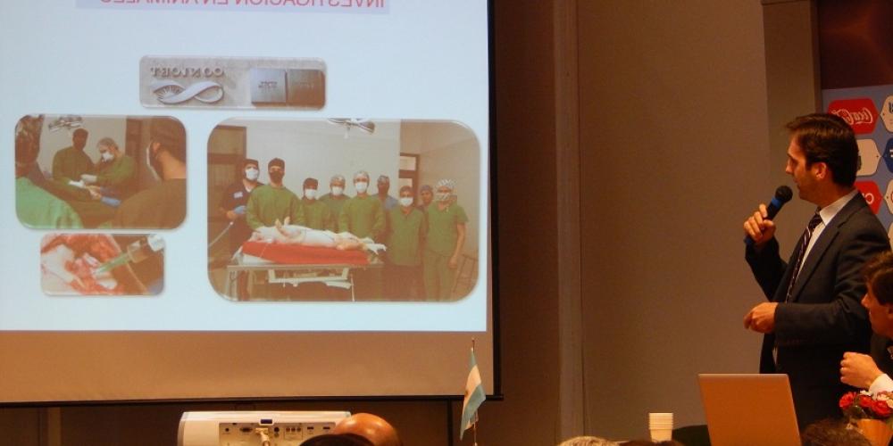 Resumen del Curso Médico de Equipo en Ezeiza