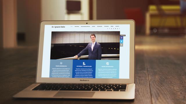 ¡Inauguración de nuevo sitio web!