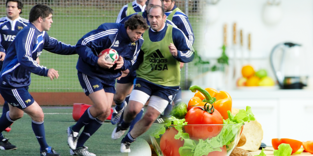 Nutrición en el rugby – Alimentación para el mejor rendimiento