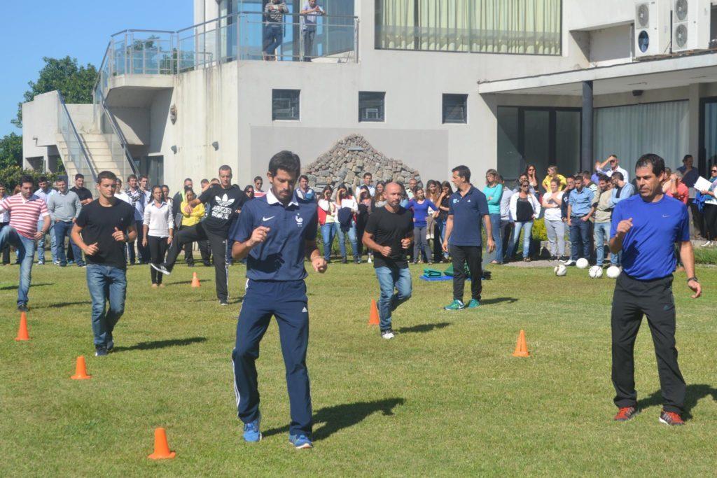 Curso de Prevención de Lesiones en el Deporte en Santa Fé