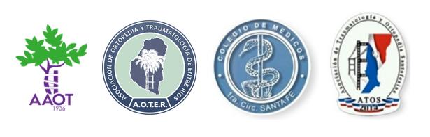 Organizaciones auspiciantes del Curso para Médicos de Equipos de AATD