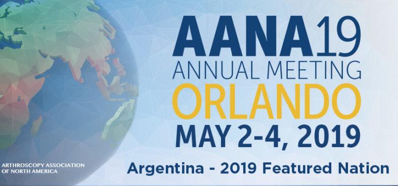 Congreso de la Asociacion Norteamericana de Artroscopía